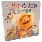 Little Learners Hey Diddle Diddle [Board book]