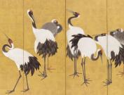 Japanese Screens Lacma