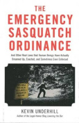The Emergency Sasquatch Ordinance