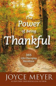 The Power of Being Thankful [Audio]