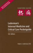 Lederman's Internal Medicine and Critical Care Pocketguide
