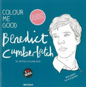 Colour Me Good Benedict Cumberbatch