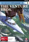 The Venture Bros.: Season 5 [Region 4]