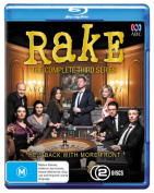 Rake: Series 3 [Region B] [Blu-ray]