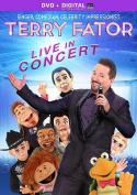 Terry Fator: Live in Concert [Region 1]