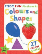 First Fun Flashcards - Colours and Shapes