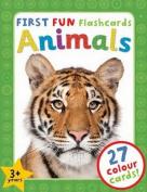 First Fun Flashcards - Animals