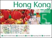 Hong Kong PopOut Map