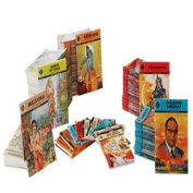 Amar Chitra Katha Books- the Complete Collection (300 + 10 titles) [Paperback]