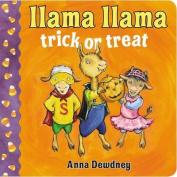 Llama Llama Trick or Treat (Llama Llama) [Board book]