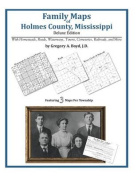 Family Maps of Holmes County, Mississippi
