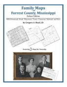 Family Maps of Forrest County, Mississippi