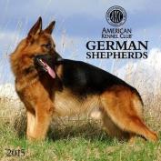 American Kennel Club German Shepherds Calendar