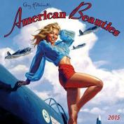 American Beauties Calendar