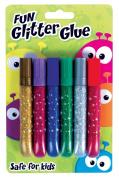 Fun 6 Glitter glues
