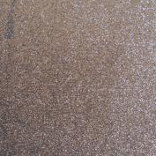 Glitter Foam 8.5 x 11 10 sheets of Glitter Foamy Brown