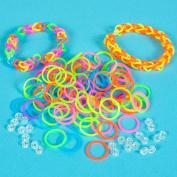Silicone Coil Connexion Bracelet Kits