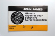 John James Glovers Needles, Size 6