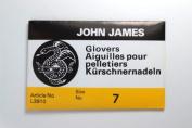 John James Glovers Needles, Size 7