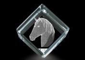 Horse Head Crystal