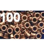 American Tag Company Eyelets Copper 40313