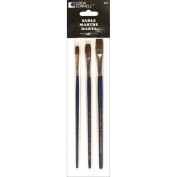 Sable Brush Set-3/Pkg