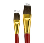 Fundamentals Short Handle Brush Set No. 3