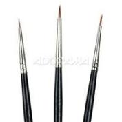 Kalt Retouching Brush - '000' - 3 Pack
