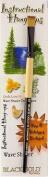 Black Gold Instructional Hangup - One Brush Set - Black Gold Wave Shader - Size 12