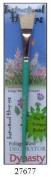 Dynasty Decorator Instructional Hangup - One Brush Set - Foliage Wave - Size 3/4
