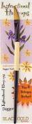 Black Gold Instructional Hangup - One Brush Set - Dagger - Size 1/2