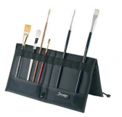 Alvin Prestige Paintbrush Holder with Drawstring brush holder