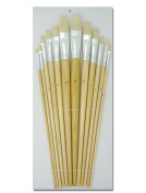 Grace Art Oil Paint Brush Set 1579