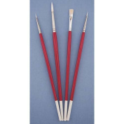 Artist Paintbrushes, Set of 4