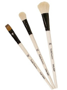 Robert Simmons Simply Simmons Value Brush Sets Mop Up Set set of 3