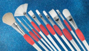 Synthetic Fan Brush Size: 6