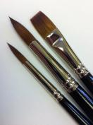 Pro Arte Prolene Watercolour & Multi Purpose Brush Set W5