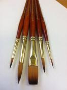 Pro Arte Prolene Plus Watercolour & Multi Purpose Brush Set W2