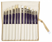 Artist Paint Brush Set, 24-Piece, by SMB Always