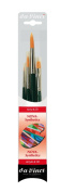 Da Vinci 4226 Nova 4 Brush Set for Watercolour, Acrylic and Oil