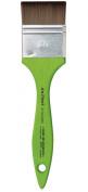 da Vinci Series 5073 Student and Hobby Synthetic Mottler Flat Paintbrush, Size 50