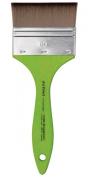 da Vinci Series 5073 Student and Hobby Synthetic Mottler Flat Paintbrush, Size 80