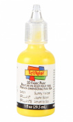 Scribbles 3D Fabric Paint Shiny-Sunny Yellow