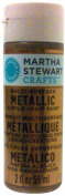 Plaid:Craft - Martha Stewart Metallic Glitter Acrylic Craft Paint 60ml