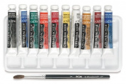 Grumbacher Academy Watercolours light red