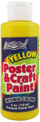 ArtSkills 120ml Poster Paint, Yellow
