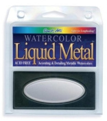 Liquid Metal Watercolour- Silver