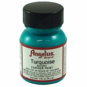 Springfield Leather Company's Turquoise Acrylic Leather Paint