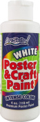 ArtSkills 120ml Poster Paint, White