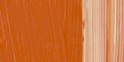 LUKAS Berlin Water Mixable Oil Colour 37 ml Tube - Cadmium Orange Hue